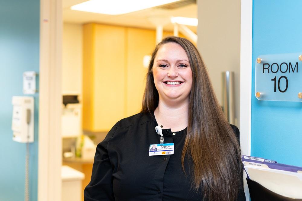 Sarah Fogle RDH-Marillac Health- Grand Junction, Colorado